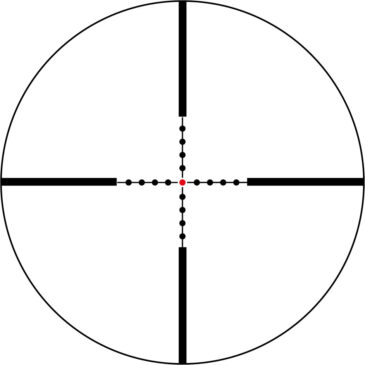 Absehen-10-40x56-Reticle-For-FAL32-0020`30`40`50-MilDot